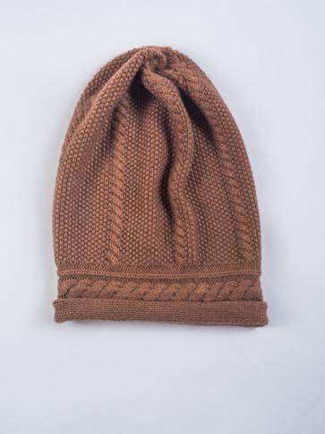 Gorro natural de cachemir lana del Himalaya