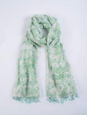 Chal HARIO - Estampado flores verdes