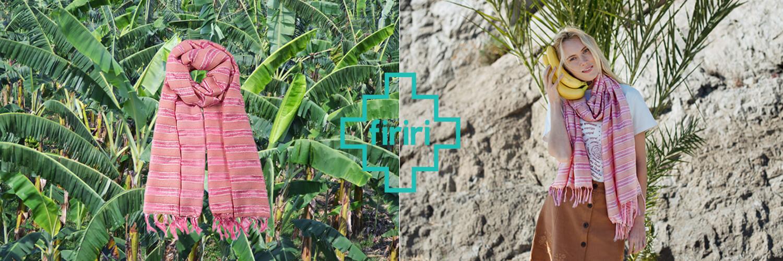 Chal biodegradable, ecológico, seda y seda de platanero del Himalaya, Nepal