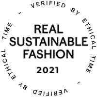 Verified by Real Sustainable Fashion 2021